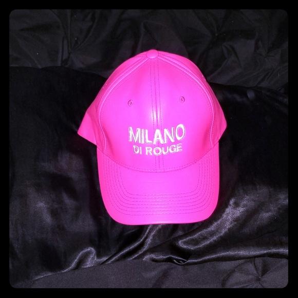 5be95e54fba42 Milano Di Rouge Accessories   Hat   Poshmark